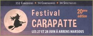 Festival Carapatte 2015